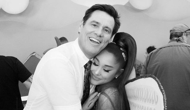 Ariana Grande, Jim Carrey'li Kidding dizisine konuk oluyor