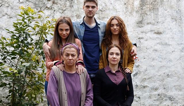 Kanal D dizisi Zalim İstanbul setinden ilk kare geldi