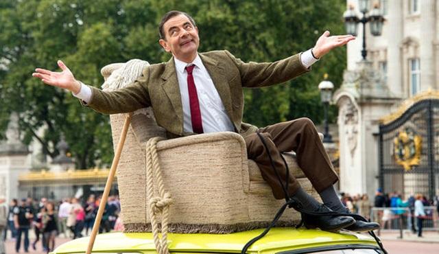 Rowan Atkinson, Mr. Bean'in 25. yılını kutladı