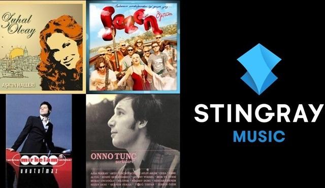 Dijital Müzik Platformu Stingray yepyeni Türkçe müzik kanallarıyla da D-Smart'ta!