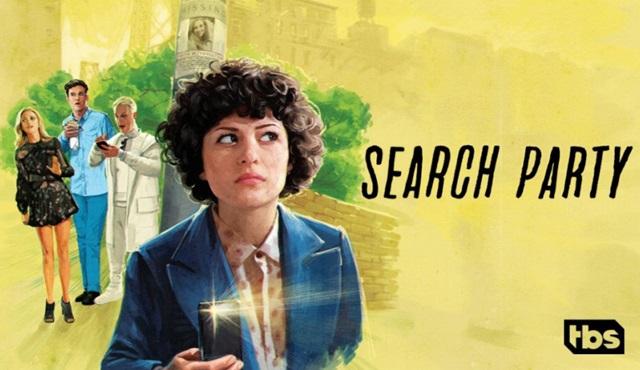 Search Party: Arayan Mevla'sını da bulur belasını da