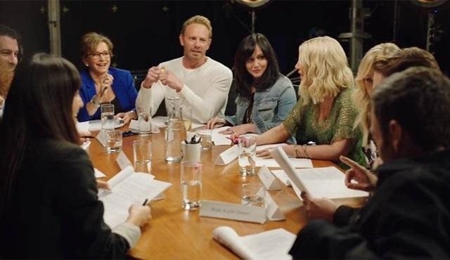 Beverly Hills, 90210 modern versiyonu ve eski kadrosuyla 7 Ağustos'ta ekrana dönüyor