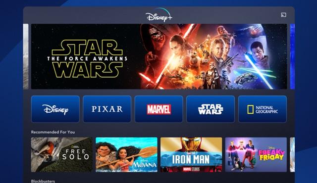 Disney+, Hollanda'da kullanıma açıldı