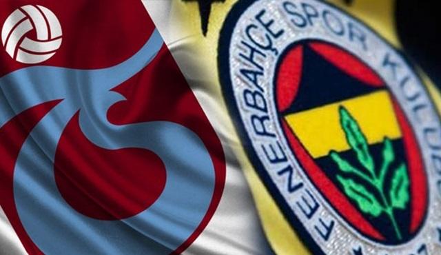 Trabzon ve Fenerbahçe'nin Ziraat Türkiye Kupası maçları a2'de!
