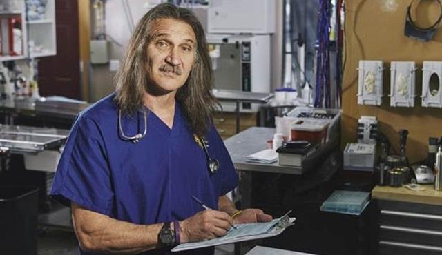 Dr. Jeff: Rocky Dağı Veterineri Animal Planet'te başlıyor!