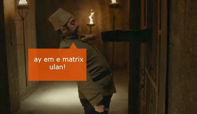 Filinta Caps: Üşüdüysen Osmanlı'yı yakayım?