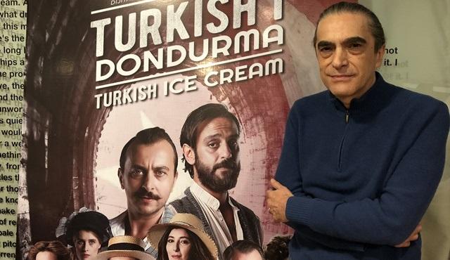 Turkish-i Dondurma filminin müziklerini Fahir Atakoğlu'na yapacak!