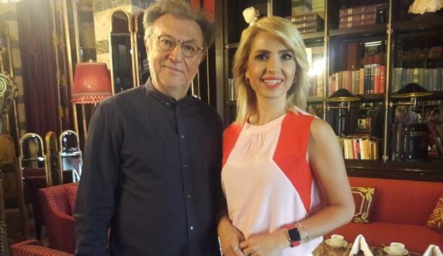Tamer Levent, bayram özel programı için NTV'ye konuk oldu!