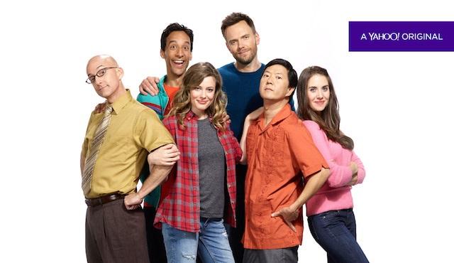 """NBC'den Yahoo'ya geçen bir """"topluluk"""" düşünün?!"""