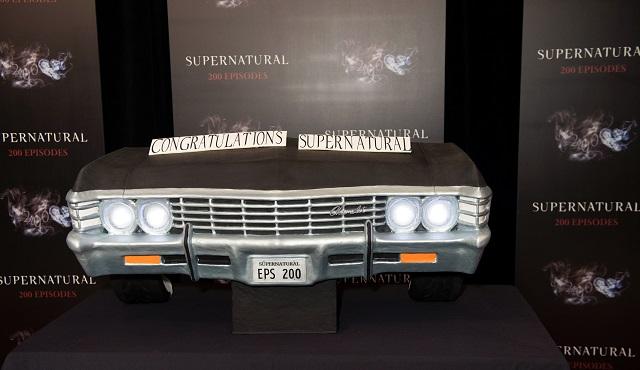 Supernatural 200. bölüm partisinde neler yaşandı?