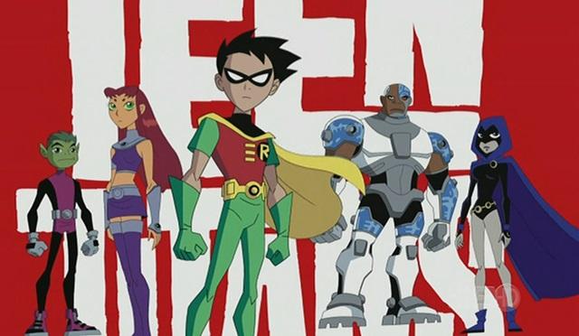 TNT, Teen Titans dizi projesinden vazgeçti
