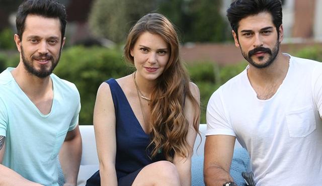 Burak Özçivit, Aslı Enver ve Murat Boz aynı filmde: Kardeşim Benim!
