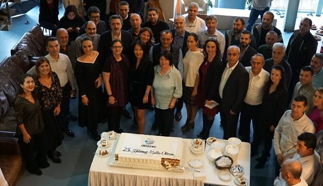 Kanal D, 25. yaşını kutladı!
