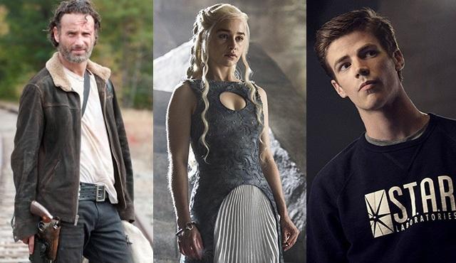IMDb, 2015 yılının en popüler dizilerini açıkladı