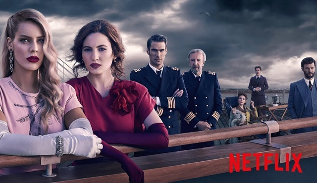 Netflix'in yeni dizisi High Seas 24 Mayıs'ta başlıyor