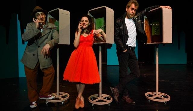 Bir Banka Soygunu Komedisi, 3 Nisan'da Zorlu Platinum Sahnesi'nde!