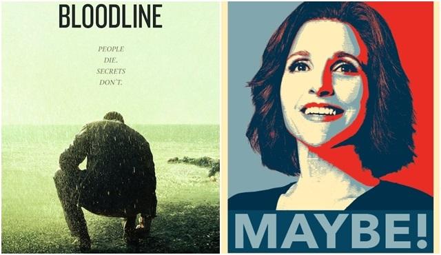 """Emmy Ödüllü """"Veep"""" ve bir aile draması """"Bloodline"""" kaçıranlar için yeniden D-Smart'ta!"""