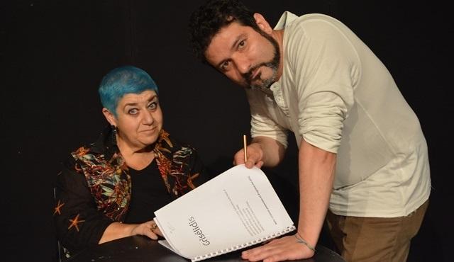 Serra Yılmaz yeni oyunu Griselidis ile Todi Festivali'nin açılışını yapacak!