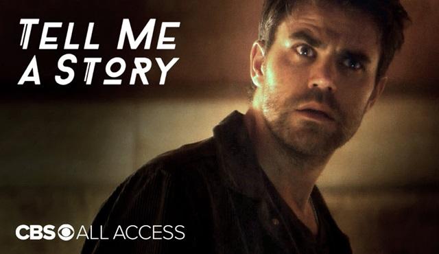Paul Wesley'li Tell Me A Story dizisinden yeni bir tanıtım yayınlandı