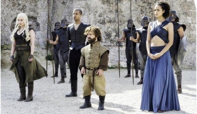 """Game of Thrones: """"Benim Hükmüm Yeni Başlıyor"""""""