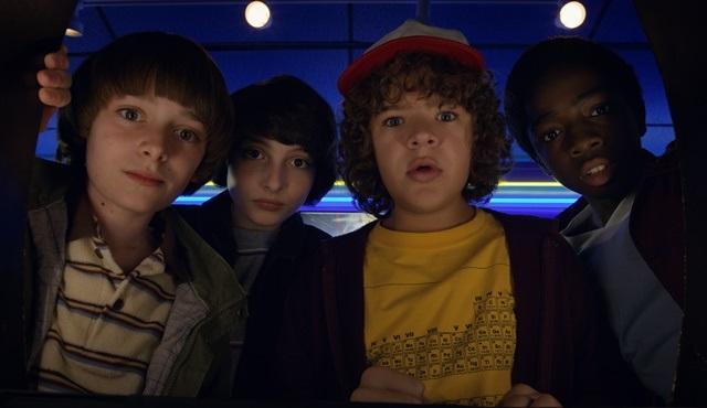 Stranger Things'in 2. sezon fragmanı yayınlandı!