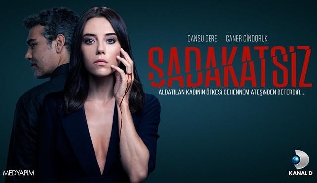 Kanal D'nin yeni dizisi Sadakatsiz'in afişi yayınlandı!