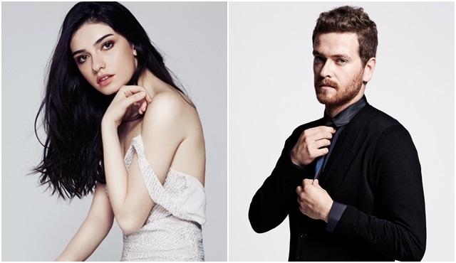 Hazar Ergüçlü ve Engin Öztürk, Bi Yapım dizisi ile Star Tv'de!