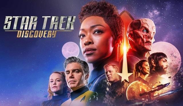 Star Trek: Discovery'nin 3. sezonunun ilk tanıtımı geldi