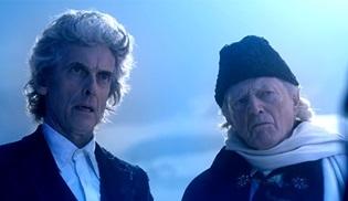 Doctor Who'nun Noel özel bölümünden yeni bir video yayınlandı