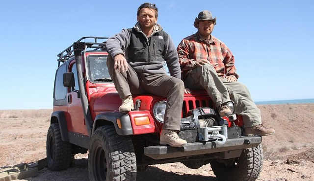 Car vs Wild, TLC'de ekrana geliyor