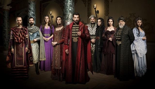Mehmed: Bir Cihan Fatihi kadrosundan ilk kare yayınlandı!