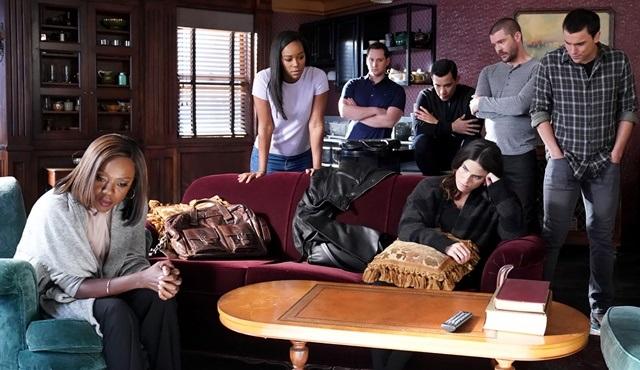 How To Get Away With Murder, 3. ve 4. sezonuyla FOXCRIME ekranlarında devam ediyor!