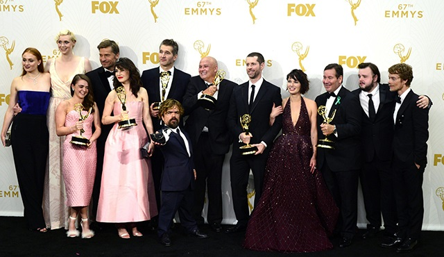 Game of Thrones Emmy rekorunu kırdı
