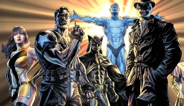 HBO, Watchmen'i uyarlamak için çalışmalara başladı
