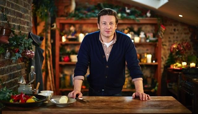 Yılbaşı sofrasını Jamie Oliver ile 24Kitchen'da hazırlıyoruz!