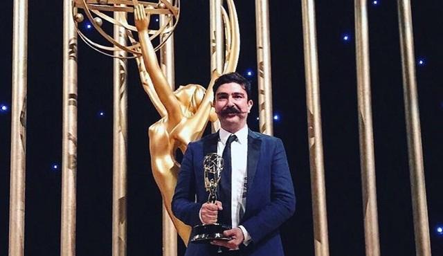Ekin Akalın, 13th'deki çalışmasıyla Emmy ödülü kazandı