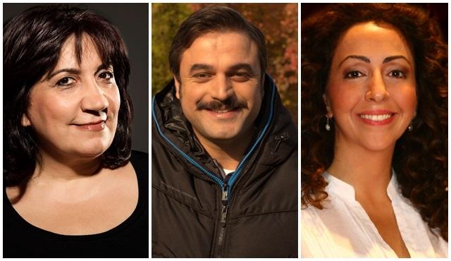 Ufuk Özkan, Füsun Demirel ve Hasibe Eren'den yeni dizi: 'Aile İşi'