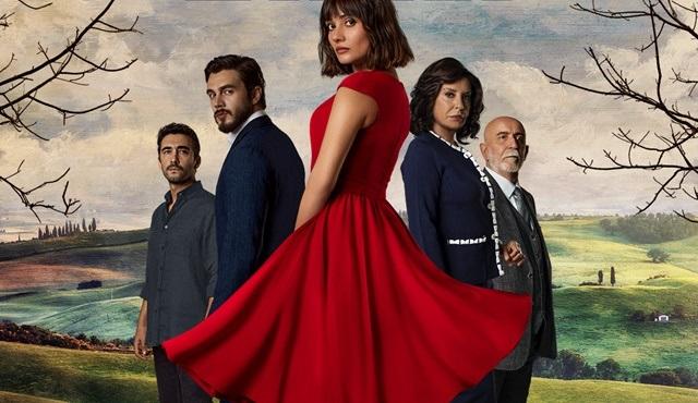 Elkızı dizisinin poster serisi yayınlandı!