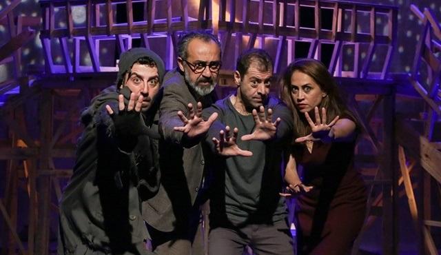 Tiyatroadam'ın yeni oyunu İntiharın Genel Provası'nın prömiyeri yapıldı!