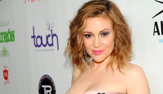 Alyssa Milano, Wet Hot American Summer dizisinin kadrosunda katıldı
