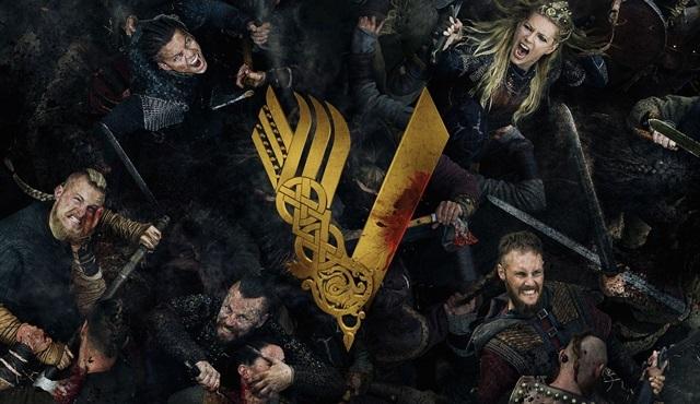 Vikings'in beşinci sezonu Amerika'yla aynı gün TLC'de başlıyor!