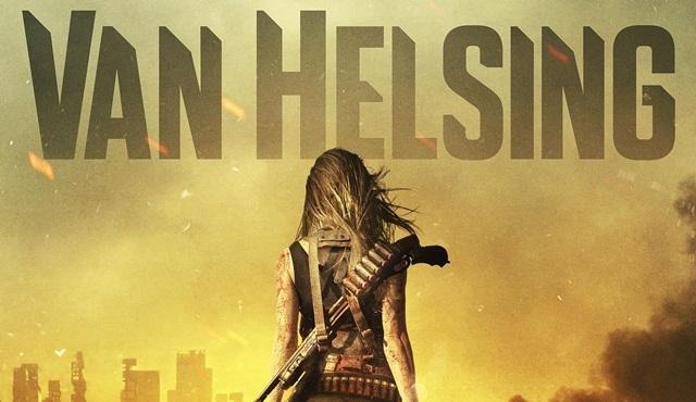 Syfy'ın yeni dizisi Van Helsing'ten ilk videolar geldi!