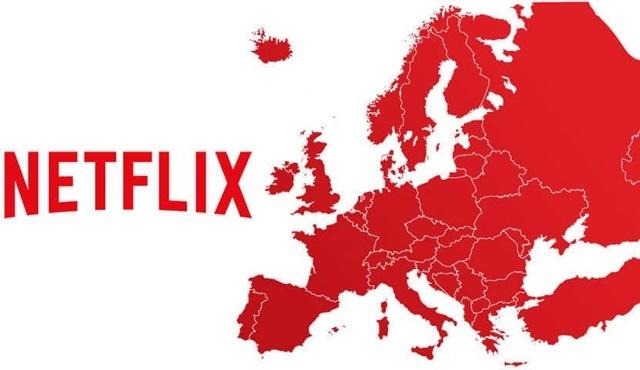 Netflix, 10 yeni Avrupa projesinin duyurusunu yaptı