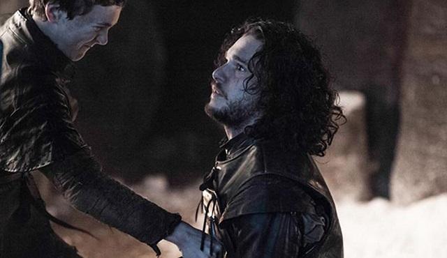 Jon Snow'un öldüğü sahnenin senaryosunu görmek ister misiniz?