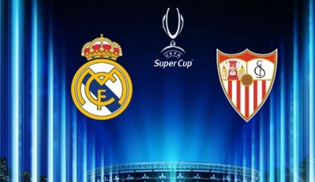 Real Madrid - Sevilla UEFA Süper Kupa maçı TRT1'de ekrana gelecek!