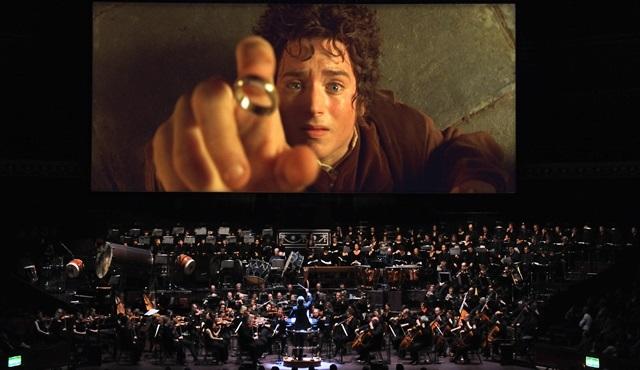 Yüzüklerin Efendisi, senfoni orkestrası eşliğinde Nisan ayında Zorlu PSM'de!