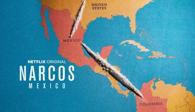 Narcos: Mexico 16 Kasım'da Netflix'te ekrana gelecek
