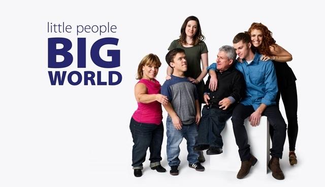 Küçük İnsanlar Büyük Dünya TLC'de başlıyor!