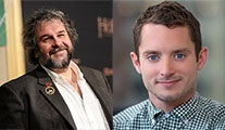 Peter Jackson ve Elijah Wood