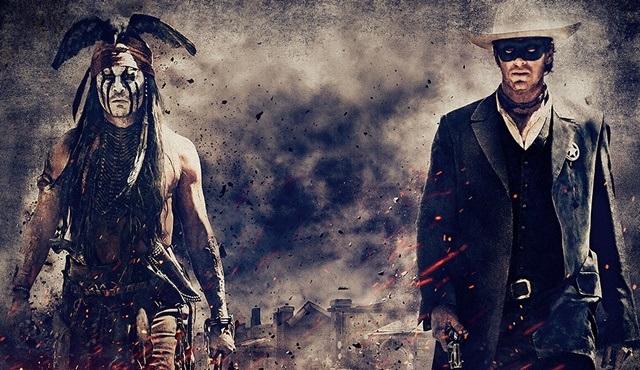Maskeli Süvari (The Lone Ranger) filmi atv'de ekrana gelecek!